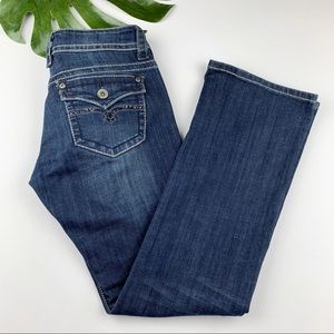Stetson Jeans No 818 Hollywood Boot Cut 6 Short